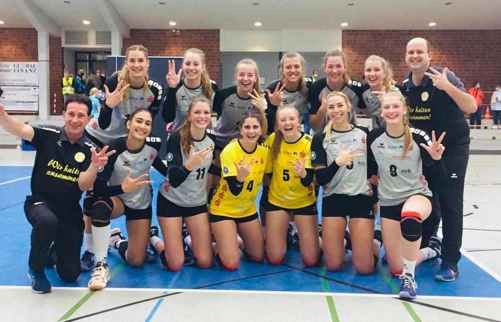 2. Bundesliga: SCU feiert mit 3:1 in Ostbevern 3. Sieg in Folge