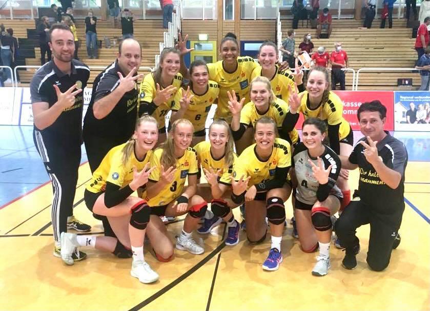 3:0 – Perfekter Start in Stralsund